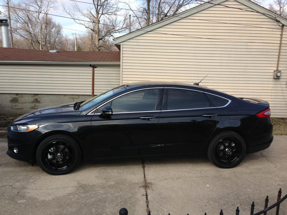 2013 fusion se gloss black wheels ford fusion sport ford fusion forum. Black Bedroom Furniture Sets. Home Design Ideas