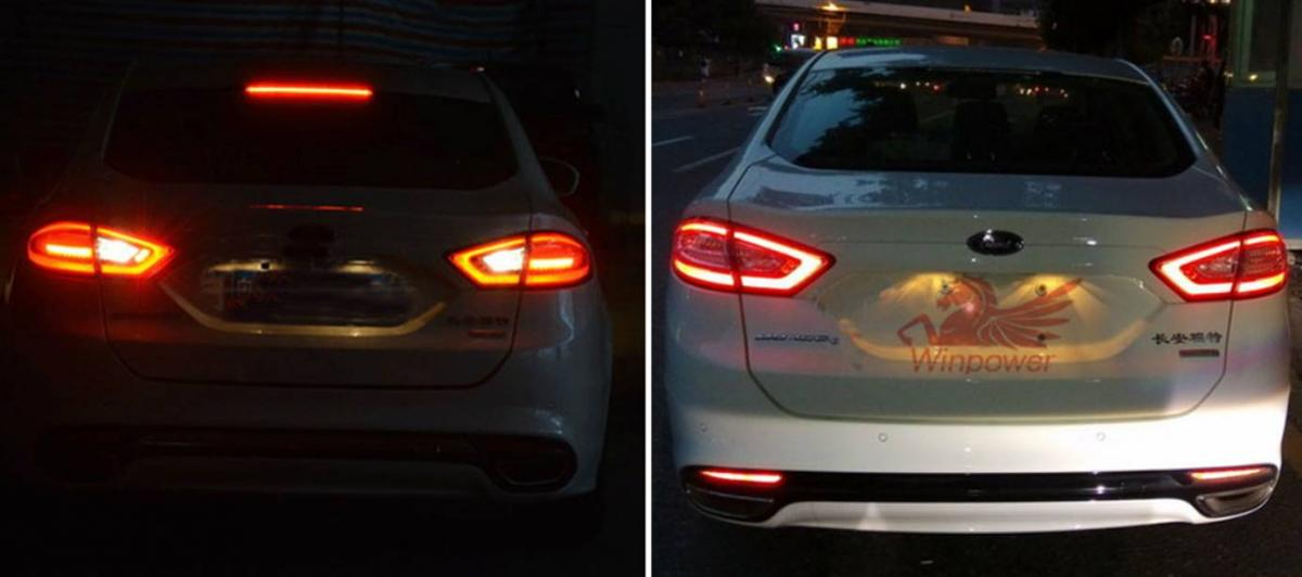 Tail lights - Exterior - Ford Fusion Forum